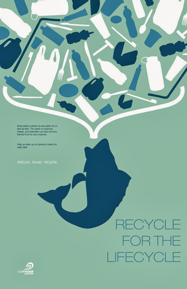 Recycling Posters: 45 Creative & Effective Examples ...