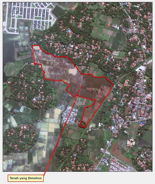 Site Plan GPS