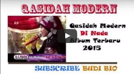 FULL QASIDAH Modern Di Nada Album Terbaru 2015 (Qasidah Nonstop)