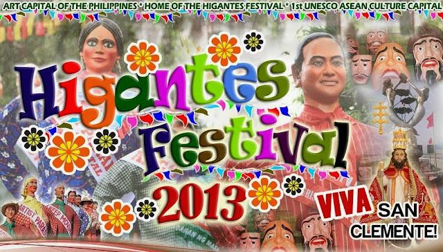 Higantes Festival 2013