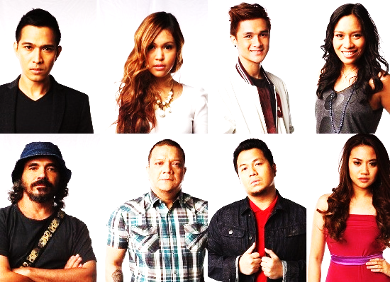 The Voice of the Philippines Top 16 (first batch). Who snatch the first four slots in the Top 8?