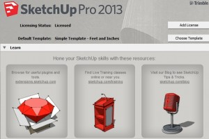 SketchUp Pro 2013 1303689 Crack Patch Free Download Full