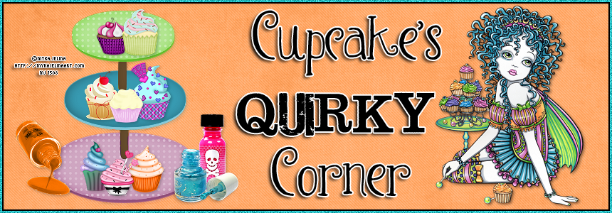 Cupcake&#39;s Quirky Corner