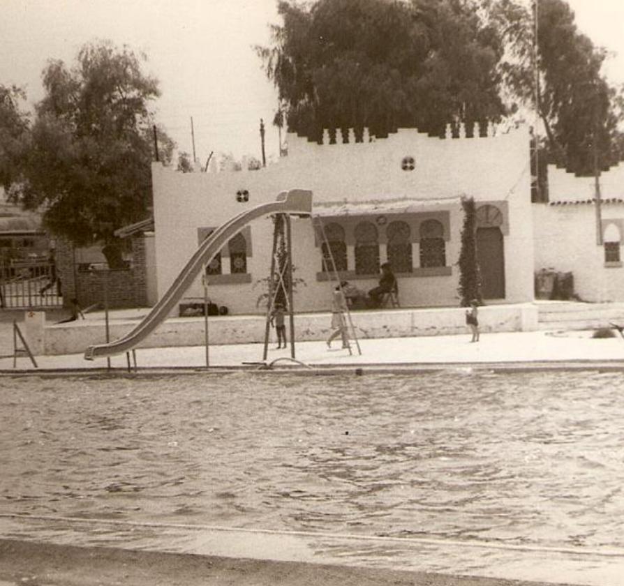 Cr nicas de casariche 2 piscina de casariche for Piscinas casariche