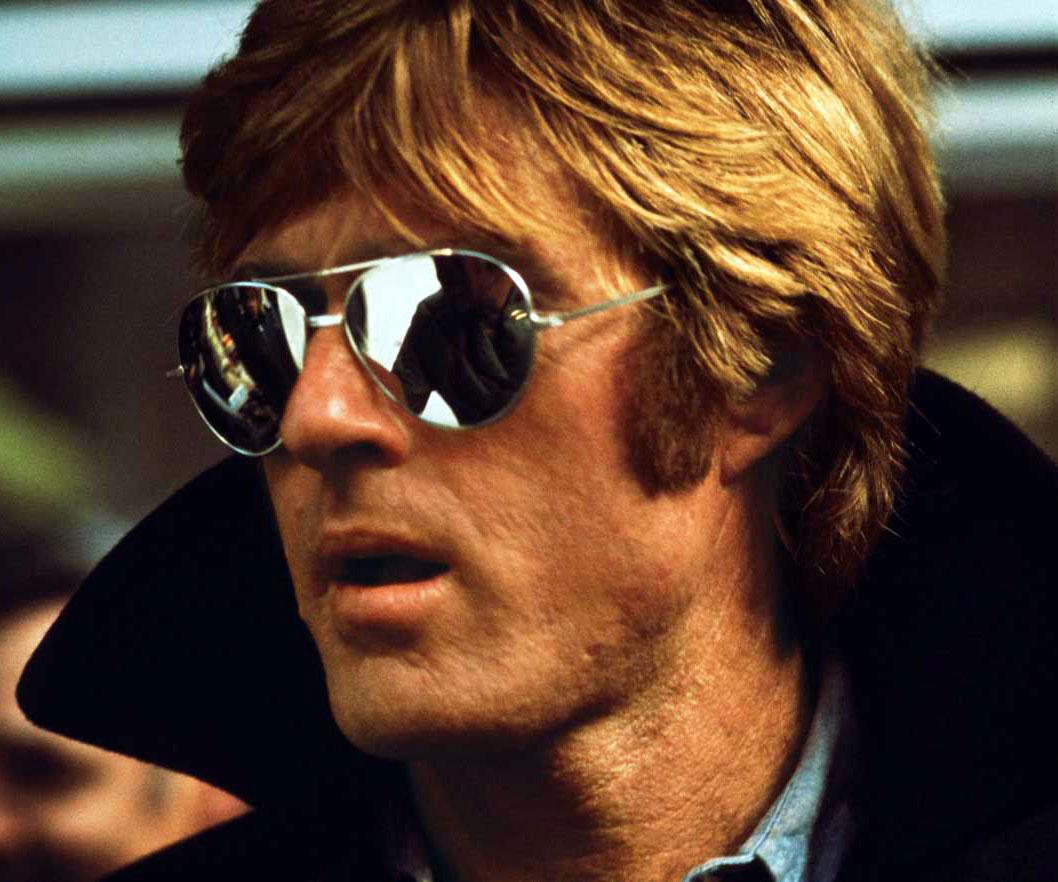 Robert Redford: CHAD'S DRYGOODS: THE SUNGLASS HUT