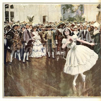 Cambio climático. Imperial-russian-ballet-circa-1912