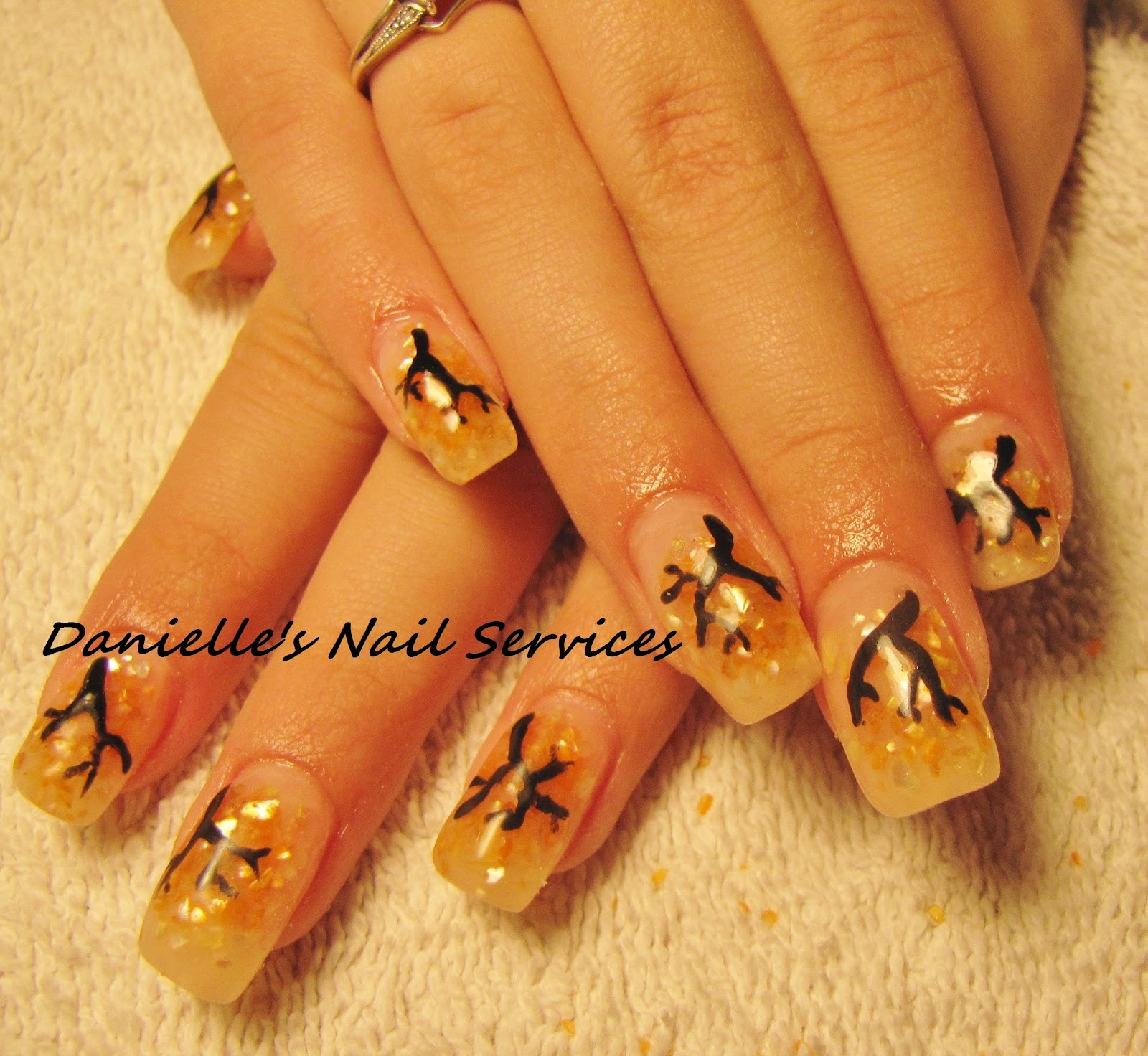 Tried Something Wild Sister Nails Nail Designs