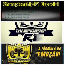 PONTUAÇÃO EXTRA CHAMPIONSHIP F1 2017