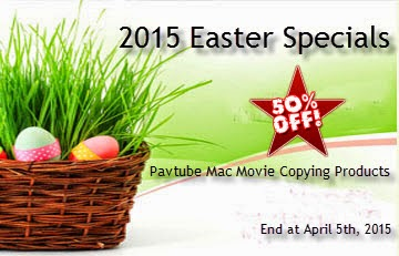 2015 Easter Coupons Promotion