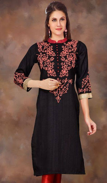 Fancy And New Style Designer Kurti