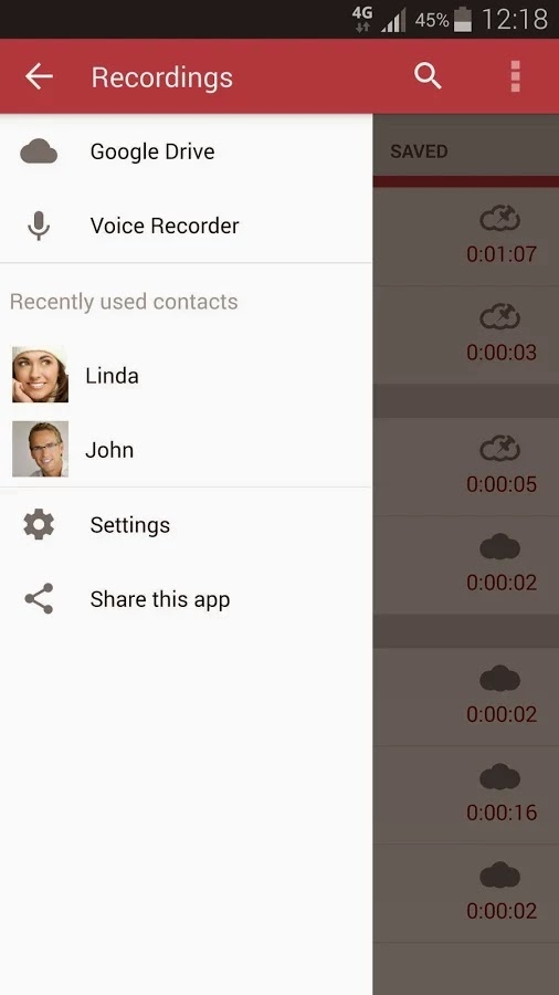 Automatic Call Recorder Pro v4.15