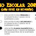 Calendario Escolar 2015 - 2016