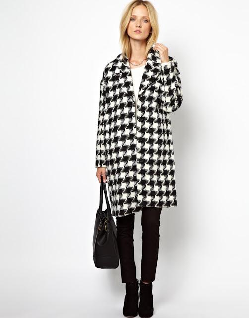 dogtooth coat