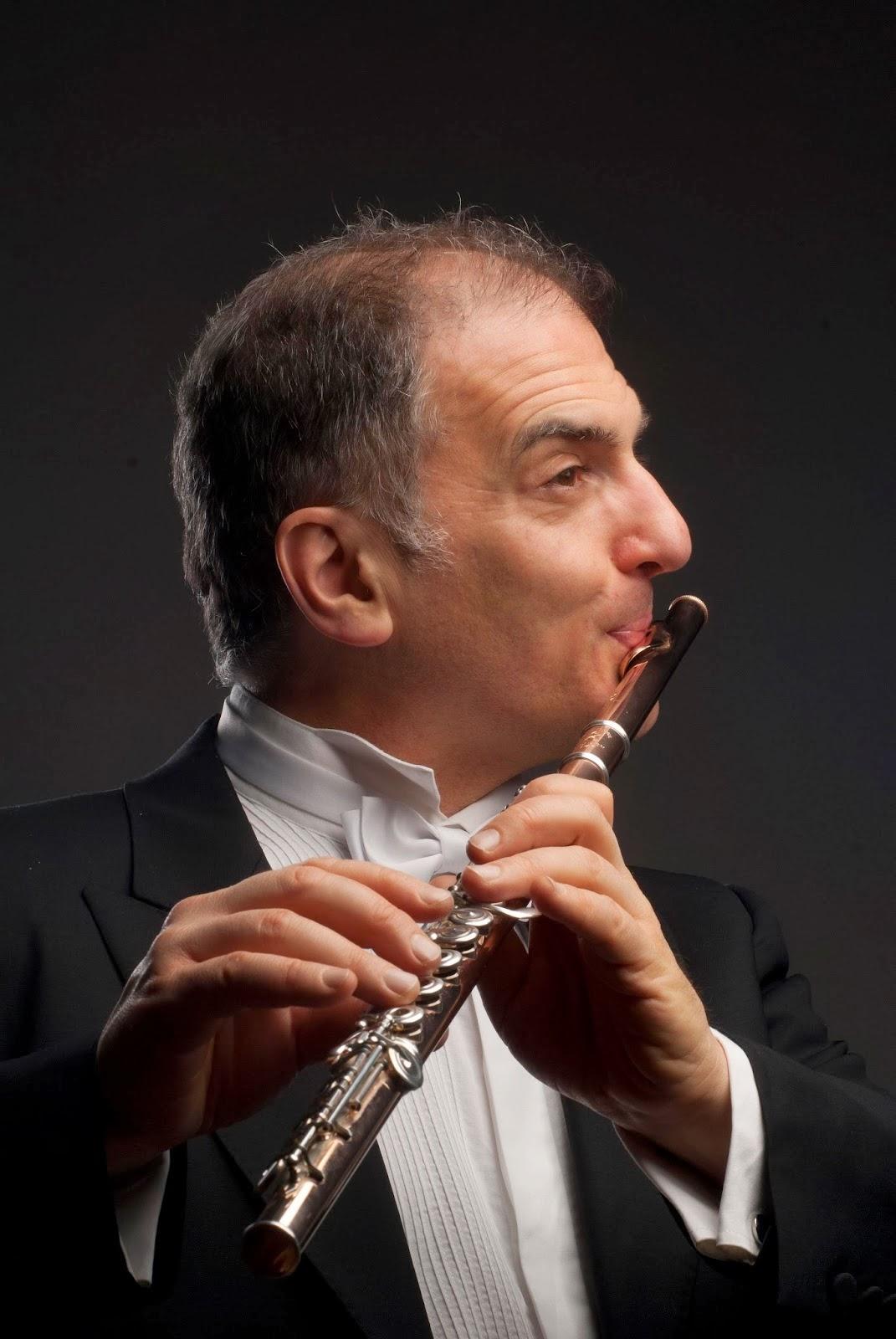 Frank Martin, Ballade for Flute and Piano. Flautista Claudio Barile - Claudio%2BBarile%2B-%2BA