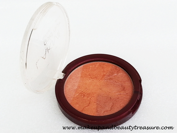 Lakme Gold Dust Shimmer Bronzer Review & Swatches