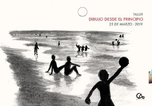 DIBUJO DESDE EL PRINCIPIO // 23 de marzo