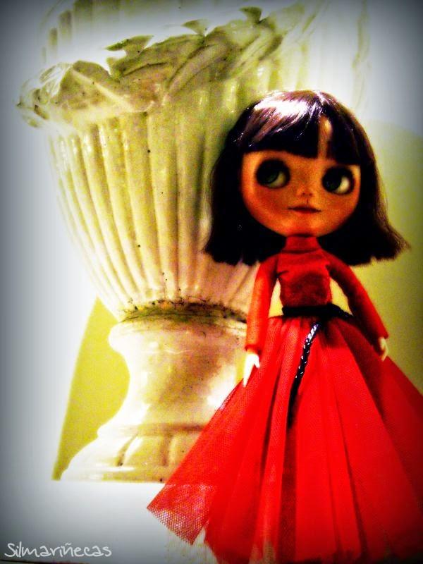 basaak doll en Hotel Carlton