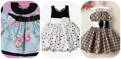 15 Fotos de vestidos de bebê