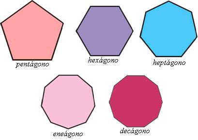 figura geometrica de 7 lados: