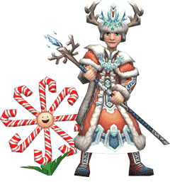Wizard101 Yuletide Pack New Gear 2013