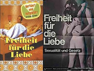 Свобода любви / Freiheit fur die Liebe / Freedom to Love.