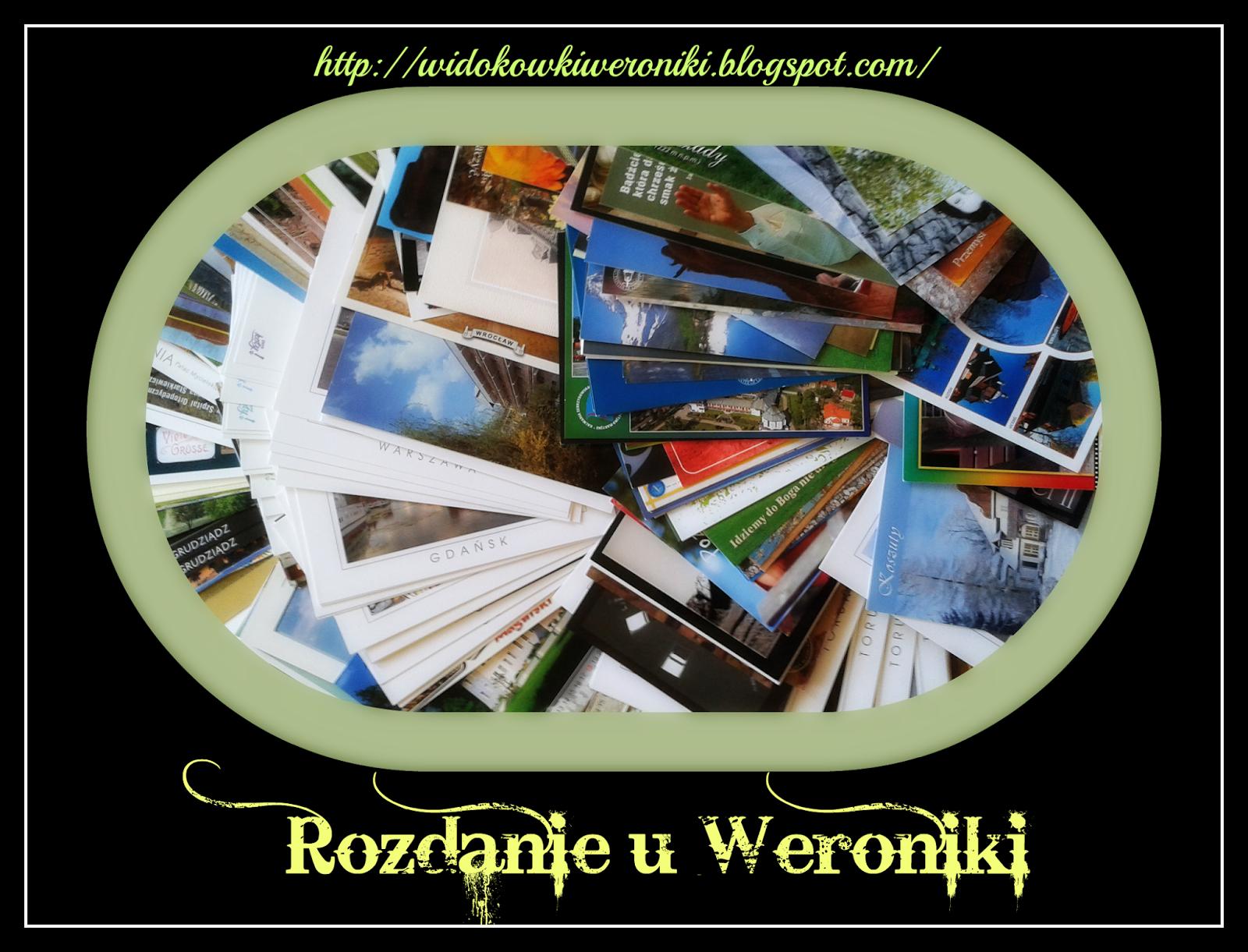 Rozdanie u Weroniki