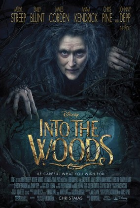 Into the Woods (2014) BRRip 720p Full Movie Watch Online Free