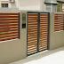 kumpulan gambar gambar pagar rumah minimalis desain unik