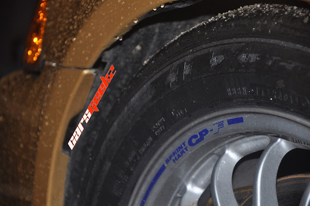 P1 Racing Sport Rim >> Sprint Hart CP - F in Red and Blue Colour - AutoDecalsHouse Store Online