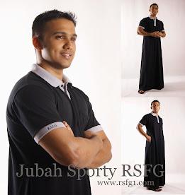Jubah Sporty
