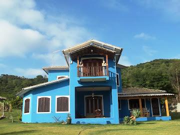 Residencia de campo em Coqueiral - MG