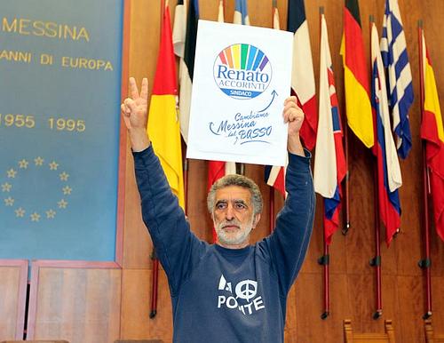 Elezioni Sicilia, a Messina vince Accorinti (No Ponte); Siracusa, Garozzo (Pd) nuovo sindaco$