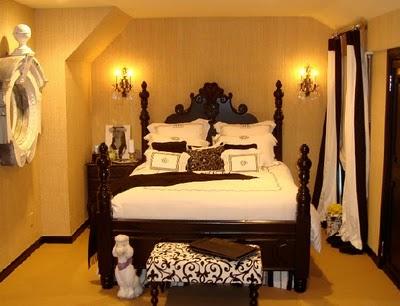 Decoracion de interiores y mas fotos de recamaras for Recamaras matrimoniales pequenas