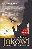 toko buku rahma: buku MIMPI- MIMPI JOKOWI , pengarang haryo wibisono, penerbit real books