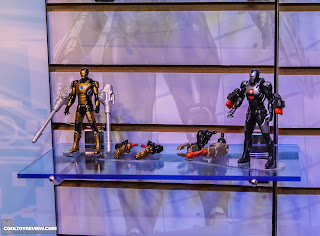 Hasbro 2013 Toy Fair Display Pictures - Iron Man 3 - Assemblers figures