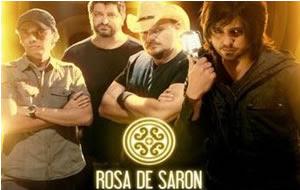 Agenda da banda Rosa de Saron
