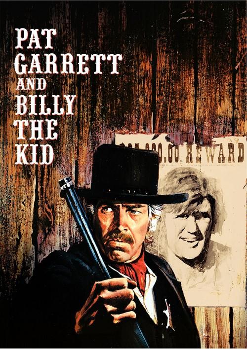 cinemascope pat garrett and billy the kid 1973