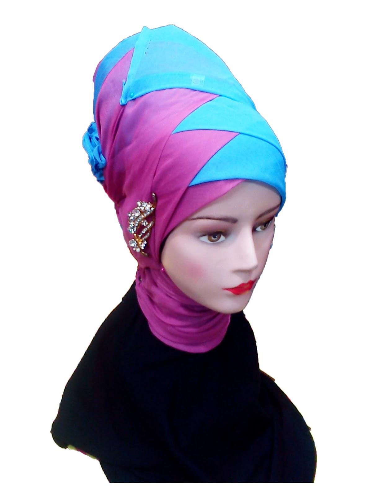 Tutorial Hijab Wisuda Untuk Wajah Bulat Kumpulan Hijab Dan