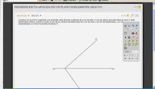 http://www.mongge.com/educacion/dibujo-tecnico/ejercicios/