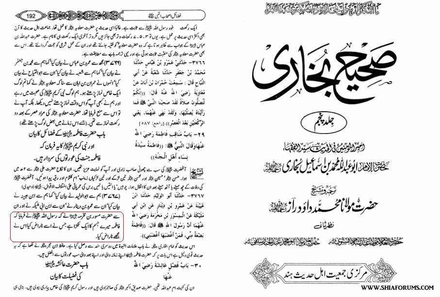 Reply to Anti Shia Websites: November 2012