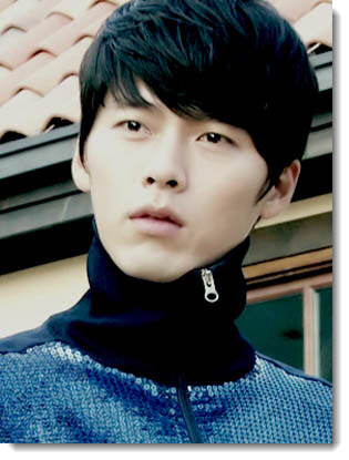 Hyun Bin as Kim Joo Won in Secret Garden 10 Artis Korea Pria Tertampan 2013
