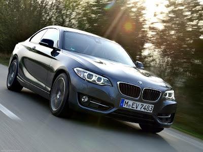 Τεχνικές Προδιαγραφές των BMW Σειράς 2 Coupe 218d και 225d, με ισχύ από τον Ιούλιο του 2015