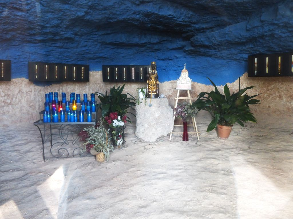 Cosetano: Santuari de la Mare de Déu de Montserrat de Montferri