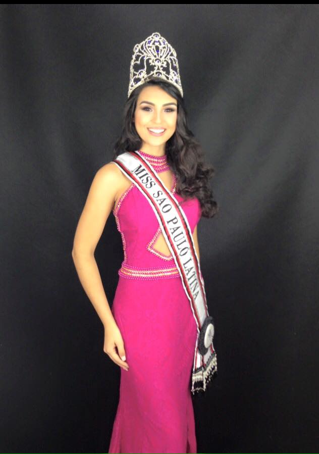 Miss São Paulo Latina 2017