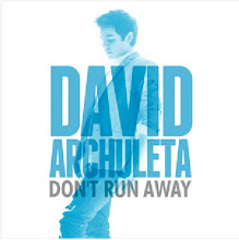 "12 de Febrero de 2013. ""Don't Run Away"" - Descarga digital."