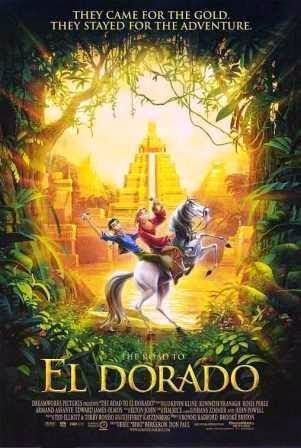 The Road to El Dorado (2000) English movie