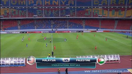 Kualifikasi Piala Dunia FIFA Zona Asia Malaysia vs Palestine