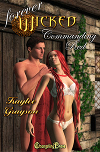 Commanding Red by Kaylee Grayson