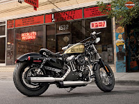 2013 Harley-Davidson XL1200X Forty-Eight 48 pictures 1