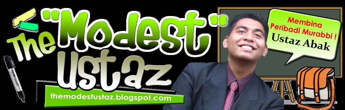 The Modest Ustaz